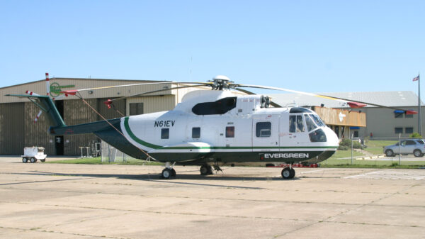 Custom Link Sikorsky S-61R | Evergreen Aviation