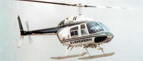 Bell 206 BIII   Evergreen Aviation