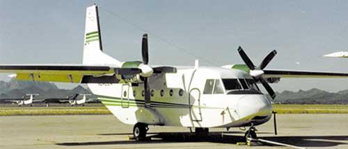 CASA C-212 Aviocar | Evergreen Aviation