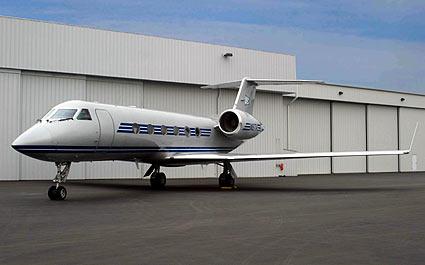 Gulfstream GIV Private Jet   Evergreen Aviation
