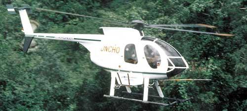Hughes 500E | Evergreen Aviation